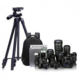 Tigernu Tas Kamera DSLR Backpack - T1333 - Black/Red - 14