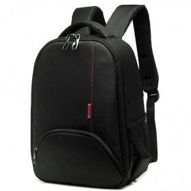Tigernu Tas Kamera DSLR Backpack - T1333 - Black/Red - 16