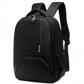 Tigernu Tas Kamera DSLR Backpack - T1333 - Black - 3