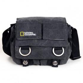 Tas Kamera Selempang DSLR National Geographic - NG2345 - Black