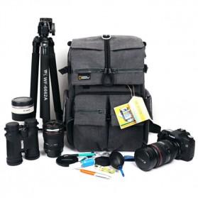 NatGeo Tas Kamera DSLR Backpack National Geographic - NGW5070 - Black - 3