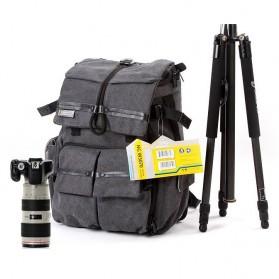 NatGeo Tas Kamera DSLR Backpack National Geographic - NGW5070 - Black - 4