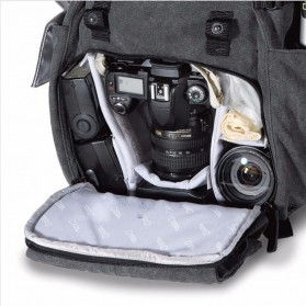 NatGeo Tas Kamera DSLR Backpack National Geographic - NGW5070 - Black - 6