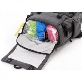 NatGeo Tas Kamera DSLR Backpack National Geographic - NGW5070 - Black - 7