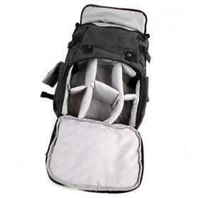 NatGeo Tas Kamera DSLR Backpack National Geographic - NGW5070 - Black - 10