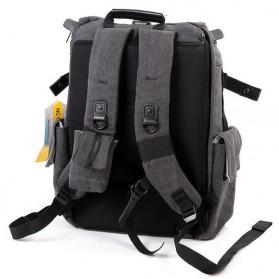 NatGeo Tas Kamera DSLR Backpack National Geographic - NGW5070 - Black - 11