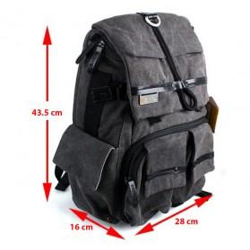 NatGeo Tas Kamera DSLR Backpack National Geographic - NGW5070 - Black - 14