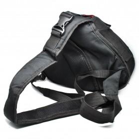 Tas Kamera Selempang dan Aksesoris Waterproof - Black - 2