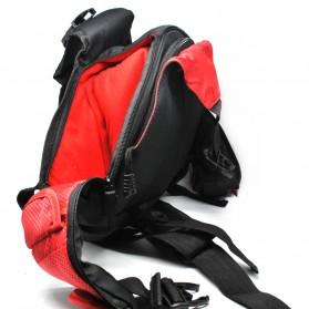 Tas Kamera Selempang dan Aksesoris Waterproof - Black - 5