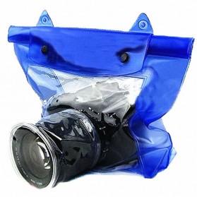 ALLOYSEED Tas Waterproof Universal Untuk Kamera DSLR - A1705 - Blue - 3