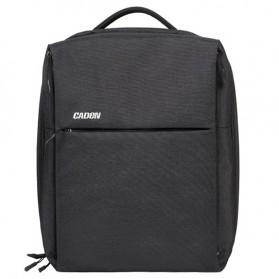 Caden Tas Ransel Backpack Drone Xiaomi - W8 - Black - 2