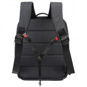 Caden Tas Ransel Backpack Drone Xiaomi - W8 - Black - 5