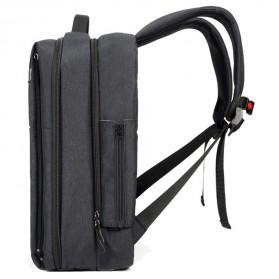 Caden Tas Ransel Backpack Drone Xiaomi - W8 - Black - 6