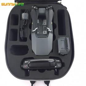 Sunnylife Tas Ransel Hardcase Drone untuk DJI Mavic Pro - E58 - Black - 10