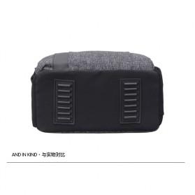 Soudelor Tas Selempang Kamera DSLR for Canon Nikon - 1705 - Black - 6