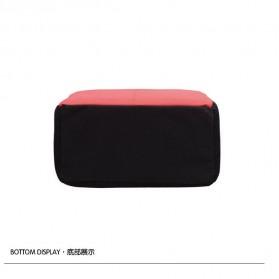 Soudelor Tas Selempang Kamera DSLR for Canon Nikon - 5002 - Black - 5