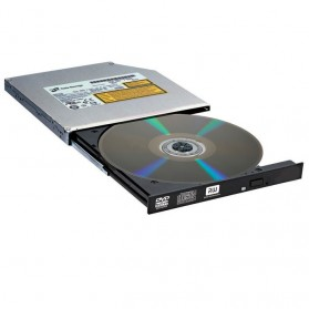 Internal Optical Disk Drive - Panasonic Slim Drive Super Multi 4x DVD RW Burner Drive 12.7mm Model UJ-841