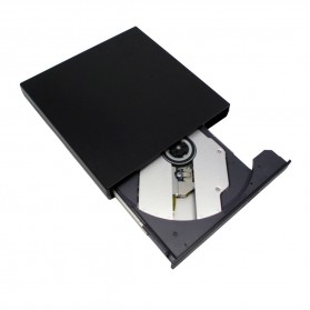 Philips Lite-ON USB External Optical Drive CD-RW DVD-ROM 24x Combo Drive - DS-24CZP