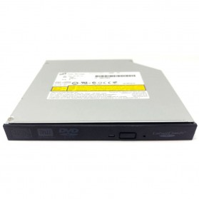 HL GT20F Slot 12.7mm SATA DVD RW Burner DRIVE LabelFlash - 2