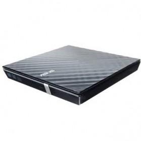 Asus 8X External Slim DVD+/-RW Drive Optical Drives - SDRW-08D2S (No Box) - Black - 4