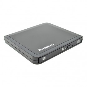 Lenovo 8x Super Multi-Burner DL Portable Optical Drive - 41N5630 - Black - 1