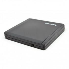Lenovo 8x Super Multi-Burner DL Portable Optical Drive - 41N5630 - Black - 2
