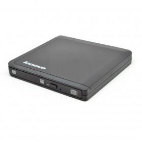 Lenovo 8x Super Multi-Burner DL Portable Optical Drive - 41N5630 - Black - 3