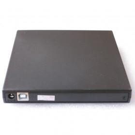 Panasonic USB 2.0 External Optical Drive 24X CD-RW Combo Super Slim - Black - 2
