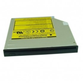 Panasonic CW-8124-B Slimline Slot-loading CD-RW/DVD