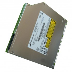 HL GS20F Slot 9.5mm SATA DVD RW Burner DRIVE LabelFlash