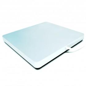 Super Slim USB 2.0 Slot-in Optical Drive Case for UJ8A8 & GS30N - Silver - 2