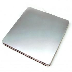 Super Slim USB 2.0 Slot-in Optical Drive Case for UJ8A8 & GS30N - Silver - 3