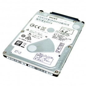 Storage Komputer PC / Laptop - HGST Travelstar Z7K500-500 HDD 500GB SATA 6.0Gbps 2.5 inch - 7200 RPM