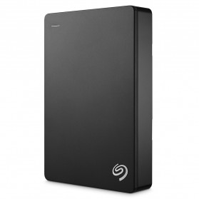 Seagate Backup Plus Slim Portable Drive 2.5 inch USB 3.0 - 5TB - Black
