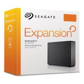 Seagate Expansion Desktop Disque De Bureau 3.5 inch USB 3.0 - 3TB - Black - 4