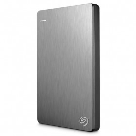 Seagate Backup Plus Slim Portable Drive 2.5 inch USB 3.0 - 2TB - Silver