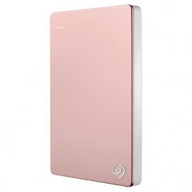 Seagate Backup Plus Slim Portable Drive 2.5 inch USB 3.0 - 2TB - Rose Gold