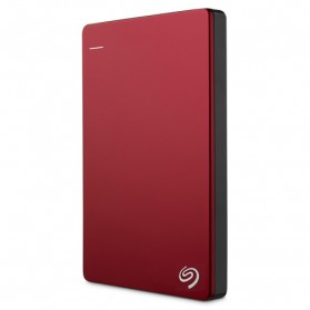 Seagate Backup Plus Slim Portable Drive 2.5 inch USB 3.0 - 2TB - Red