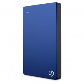 Seagate Backup Plus Slim Portable Drive 2.5 inch USB 3.0 - 2TB - Blue