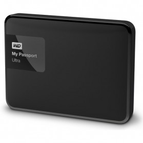 WD My Passport Ultra 2nd Generation USB 3.0  - 500GB - Black