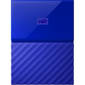 WD My Passport Colorful 3rd Generation USB 3.0 2TB - Blue - 2
