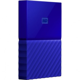 WD My Passport Colorful 3rd Generation USB 3.0 2TB - Blue - 3