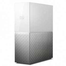 WD My Cloud Home Storage 3.5 Inch - 6TB - White