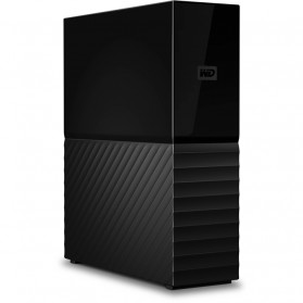 WD My Book Essential 2nd Generation USB 3.0 - 6TB - Black