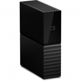 WD My Book Essential 2nd Generation USB 3.0 - 6TB - Black - 3