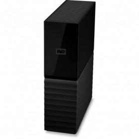 WD My Book Essential 2nd Generation USB 3.0 - 6TB - Black - 4