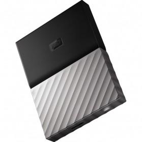WD My Passport Ultra Metallic USB 3.0 1TB - Black/Silver