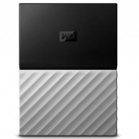 WD My Passport Ultra Metallic USB 3.0 2TB - Black/Gray