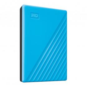 WD My Passport USB 3.2 1TB Harddisk Eksternal - Blue - 2