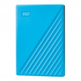 WD My Passport USB 3.2 4TB - Blue